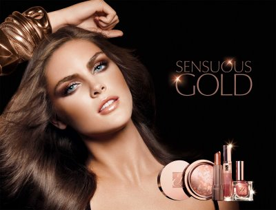 Estée Lauder Introduces Limited Edition Sensuous Gold Collection