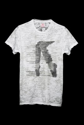 Intermix Partners with e.vil For MJ Tribute T-shirt