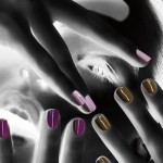 MAC Cosmetics Nail Trend F/W 09 By Jin Soon