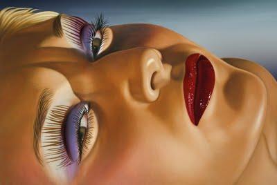 MAC Makeup Art Cosmetics: FALL '09 AS SEEN BY RICHARD PHILLIPS, PAINTER