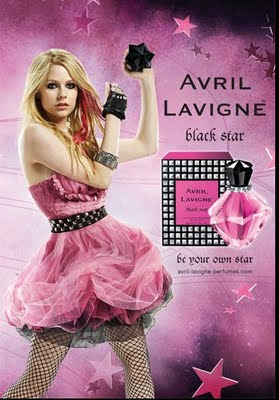 Avril Lavigne's Suprisingly Sweet Black Star: Coming to the US Fall '09