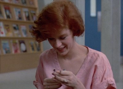The Most Epic Lipstick Scene in Pop Culture Hist, Courtesy of John Hughes