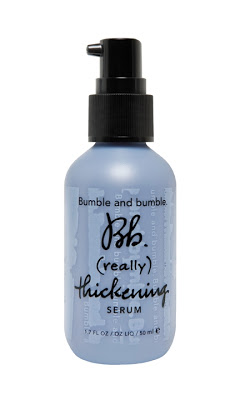 New From Bumble and bumble: Thickening Serum