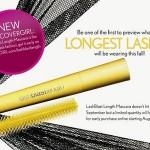 New From COVERGIRL: LashBlast Length Mascara
