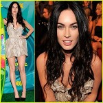 Get The Look: Megan Fox at the Teen Choice Awards