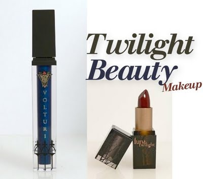 WWD Reports on the Twilight Beauty Franchise: Luna Twilight and Volturi Twilight