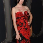 Coco Rocha's Beauty Look At The 10th Anniversary of Dior J'Adore Party