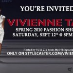 Check Out the Vivienne Tam Show From Your Computer!