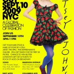 Fashion's Night Out at Betsey Johnson + Stila Makeovers
