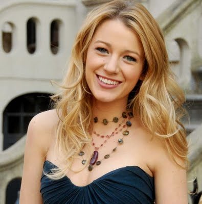 Gossip Girl Star Blake Lively Loves Make Up For Ever