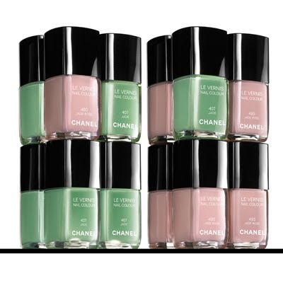 CHANEL Announces New Jade Nail Collection