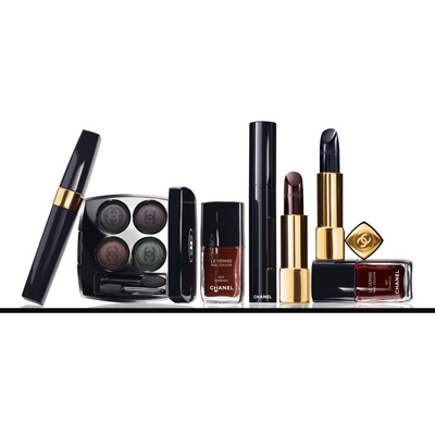New From CHANEL: Collection Noirs Obscures