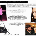 Fashion's Night Out: Marc Jacobs + NARS
