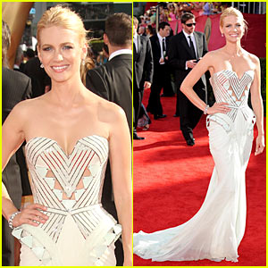 Primetime Emmys 2009: January Jones