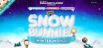Play With The Harajuku Lovers, Win Prizes