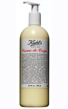 Kiehl's Products Now At Equinox Fitness