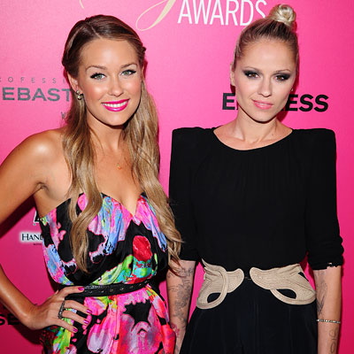 Get the Look: Lauren Conrad's Makeup at the Hollywood Style Awards