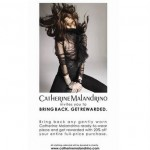 Catherine Malandrino: 20% Off When You Bring In A Gently Worn Malandrino Piece