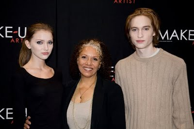 Lead Makeup Designer for New Moon Norma Hill-Patton Headlines the IMATS