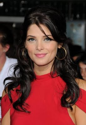 Ted Gibson Does New Moon Star Ashley Greene's Hair