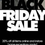 Blue & Cream Black Friday Sale