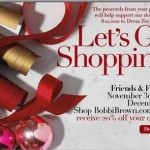 20% Off Bobbi Brown: Friends & Family