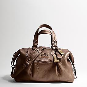 The Coach Handbag Winner is…