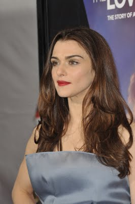 Rachel Weisz's Makeup at The Lovely Bones Premiere