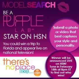 Want To Be A Purple Lab/Home Shopping Network Star?