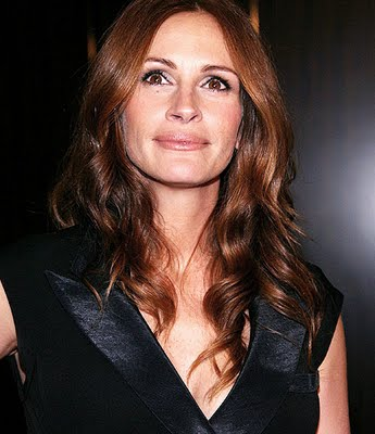 Julia Roberts Is Lancôme's New Ambassadress!
