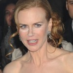 Nicole Kidman's Powder Mishap at the Nine Premiere