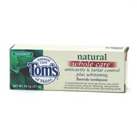 Tom's of Maine Travel Sizes for the Holidays