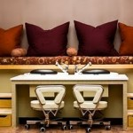 Pampermint Pedicure at Eve Salon