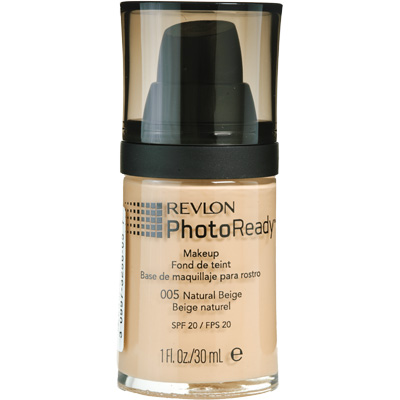 New Revlon Photo Ready Foundation: Review and Photos