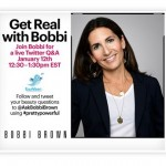 Burning Questions for Bobbi Brown?