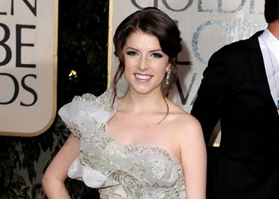 Golden Globes 2010 Hair How-to: Anna Kendrick