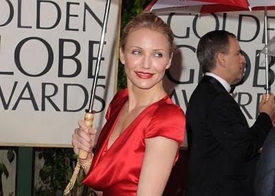 Golden Globes 2010 Beauty: Cameron Diaz