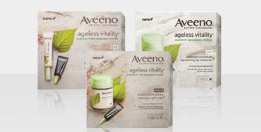 Exclusive Aveeno Launch on Ideeli