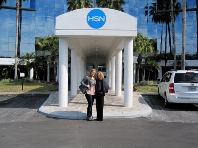 Behind The Scenes At HSN With PurpleLab's Karen Robinovitz