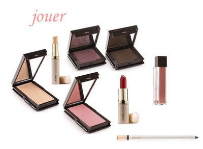 Jouer Cosmetics Sale on Gilt Groupe
