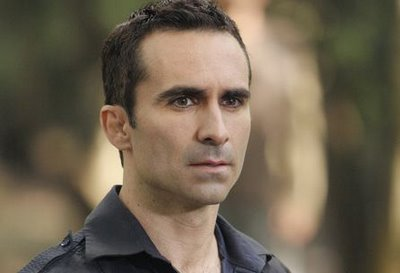 Is LOST's Richard Alpert Wearing Eyeliner?