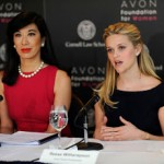Video: Avon CEO Andrea Jung & Reese Witherspoon