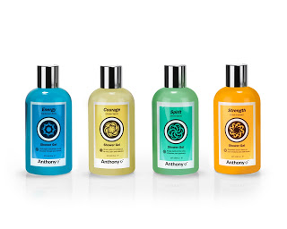 Anthony Body Essentials Shower Gel in Spirit