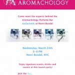 Aromachology Event At Henri Bendel