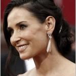 Demi Moore's 2010 Oscars Makeup Look