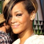 Rihanna's Makeup Look at the 2010 Nickelodeon Kid's Choice Awards