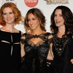 Sarah Jessica Parker Wears Marchesa At Showest Awards Ceremony