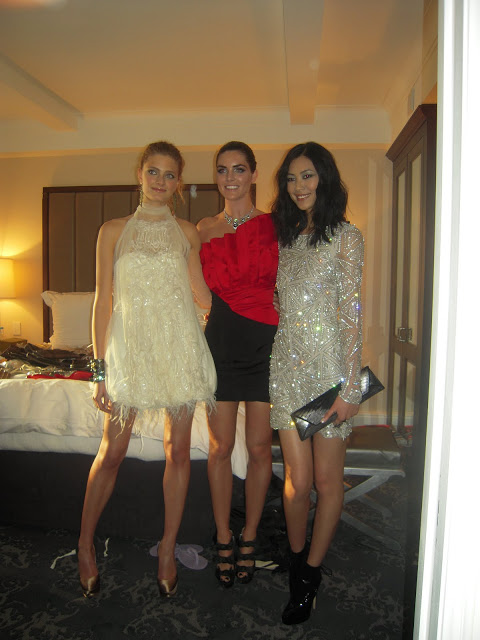 The MET's Costume Institute Gala 2010: Exclusive Model Interviews & Beauty/Fashion Looks