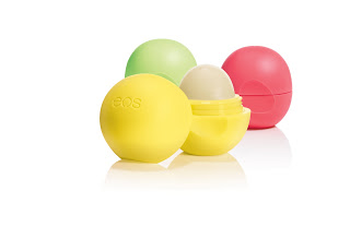 Sponsored Post: eos Smooth Sphere Lip Balm Summer Collection