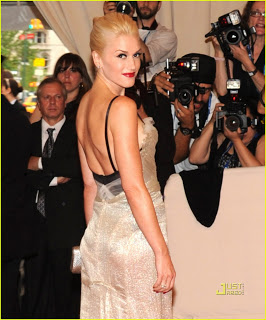 The MET's Costume Institute Gala 2010: Gwen Stefani's Hairstyle